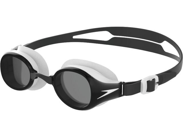 speedo Hydropure Goggles Kinderen, black/white